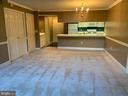 Living / Dining / Kitchen - 1276 N WAYNE ST #308, ARLINGTON