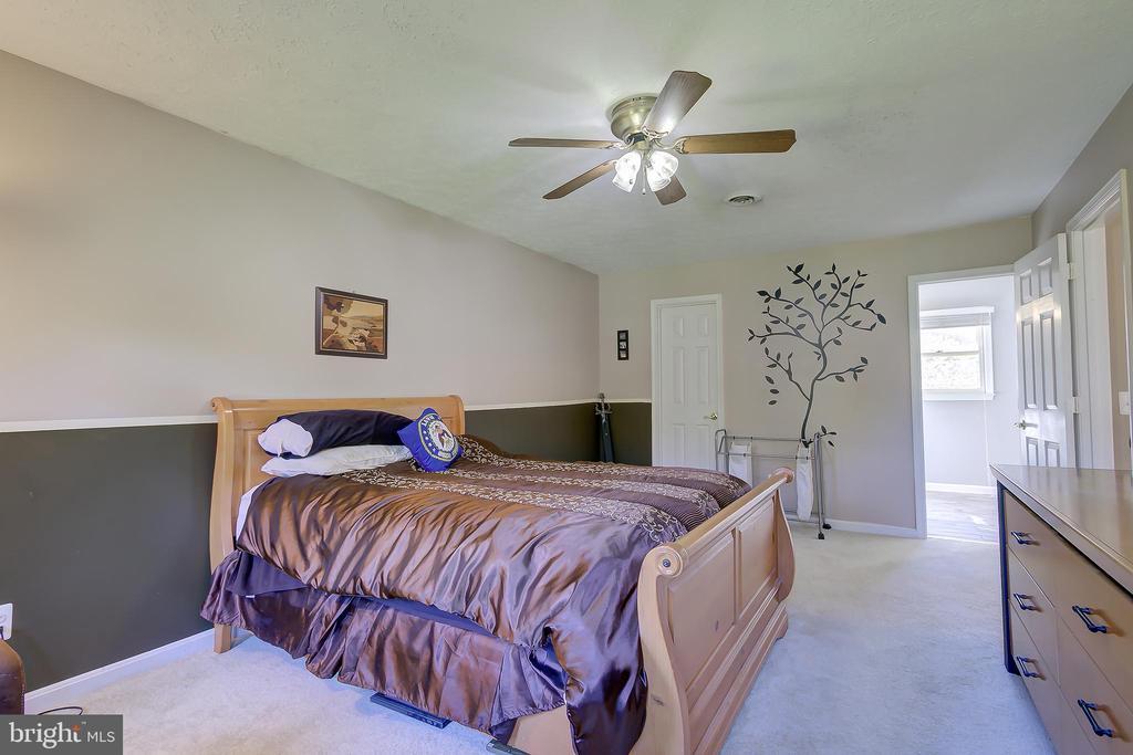 Owner's Bedroom - 8 LITTLE ROCKY RUN LN, STAFFORD