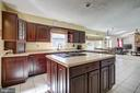 Cherry Cabinets w/Ample Storage Space - 8 LITTLE ROCKY RUN LN, STAFFORD