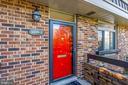 Front Door - 1609 S HAYES ST #2, ARLINGTON