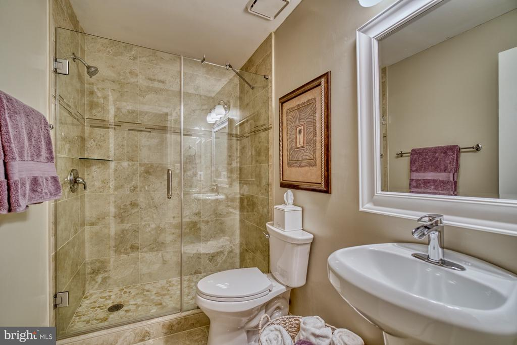 Third Full Bath - Completely Remodeled - 14794 TRUITT FARM DR, CENTREVILLE