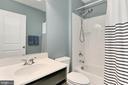 Hall Bath Upper 1 Bedroom Level - 42643 LANCASTER RIDGE TER, CHANTILLY