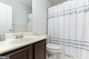2nd Full Bath On Upper Level - 4612 POTOMAC HIGHLANDS CIR, TRIANGLE