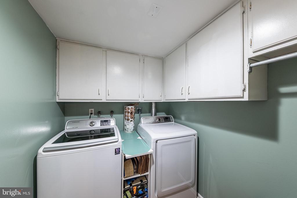Laundry room - 9219 GREENGATE CT, MANASSAS