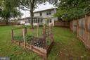 Garden patch - 9219 GREENGATE CT, MANASSAS