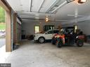 Inside of Four Car Oversized Garage - 12904 & 12898 SAGLE RD, HILLSBORO