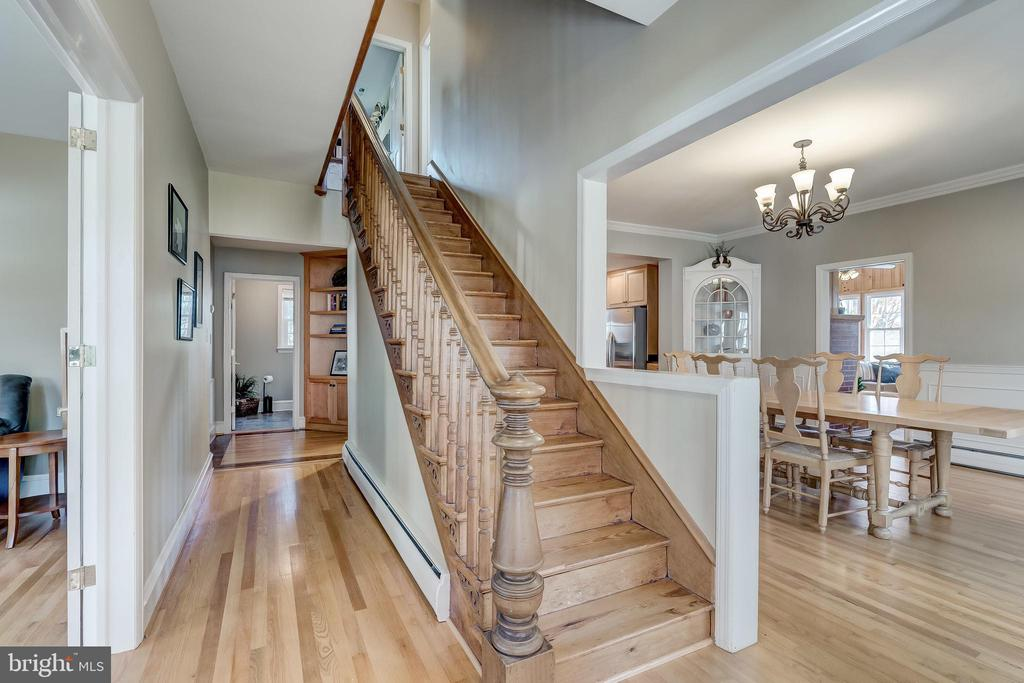 Foyer - 17706 OLD FREDERICK ROAD, MOUNT AIRY
