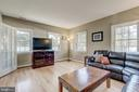 Living Room - 17706 OLD FREDERICK ROAD, MOUNT AIRY