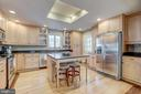 Kitchen - 17706 OLD FREDERICK ROAD, MOUNT AIRY