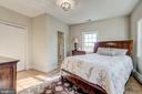 Primary Bedroom - 17706 OLD FREDERICK ROAD, MOUNT AIRY
