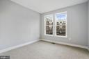 Second bedroom - 1418 N RHODES ST #B113, ARLINGTON