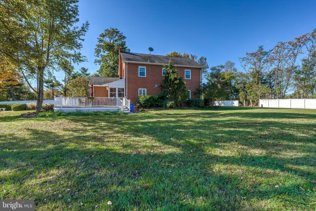 Exterior and Yard - 17706 OLD FREDERICK ROAD, MOUNT AIRY