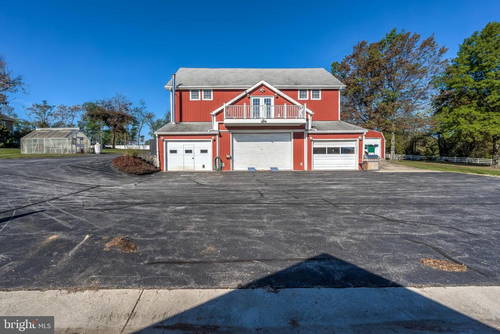 Barn - 17706 OLD FREDERICK ROAD, MOUNT AIRY
