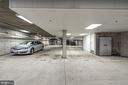 Garage parking accessed directly from apartment - 1418 N RHODES ST #B113, ARLINGTON