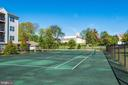 Tennis court for fitness & fun - 9202 CHARLESTON DR #301, MANASSAS
