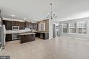 Open Concept Floor Plan - 7 FLINT CT, STAFFORD