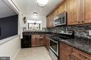 Up to date kitchen with granite - 6291 CENTRE STONE RING, COLUMBIA