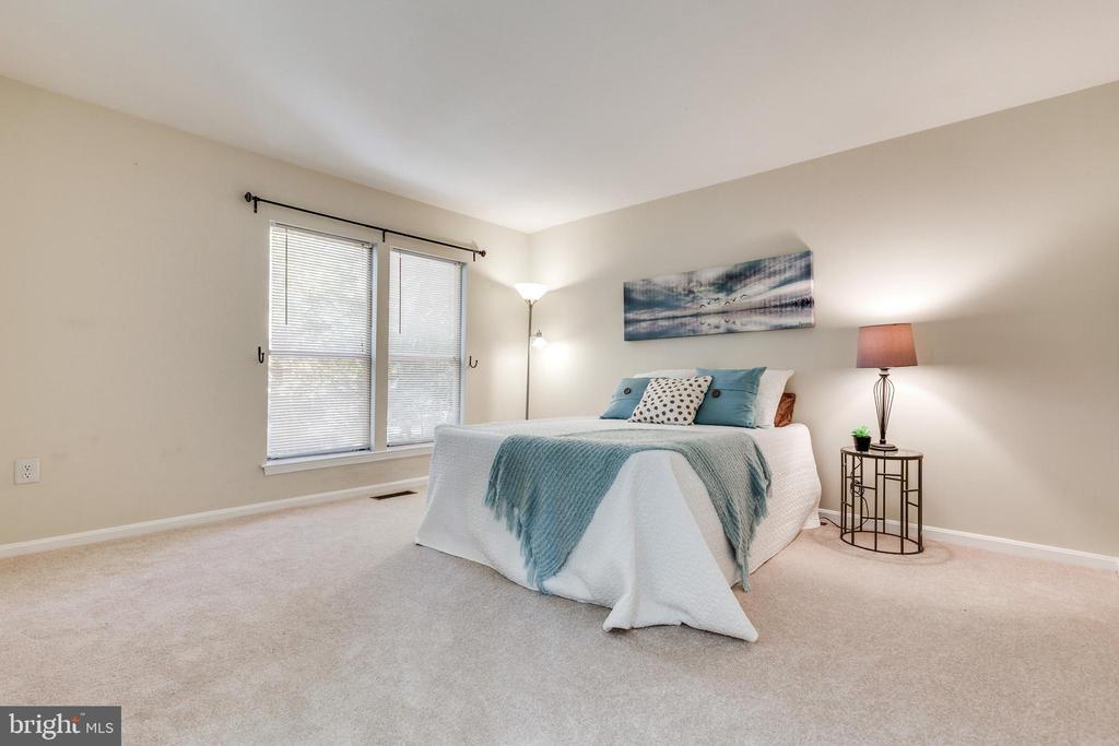 Primary bedroom - 9698 POINDEXTER CT, BURKE