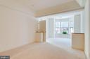 Note the elegant tray ceiling - 9202 CHARLESTON DR #301, MANASSAS