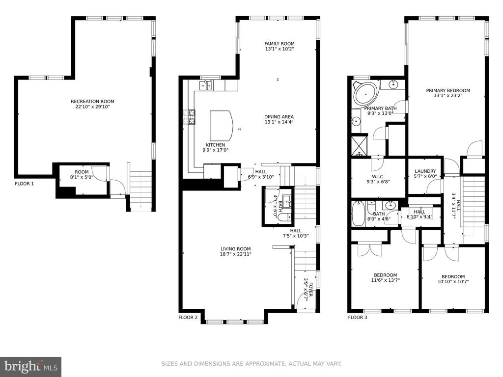 Floor Plans - 7 FLINT CT, STAFFORD