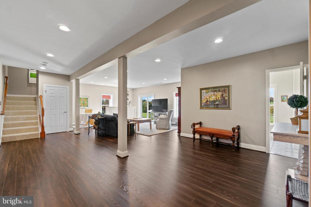 Basement View - 18109 OAK RIDGE DR, PURCELLVILLE