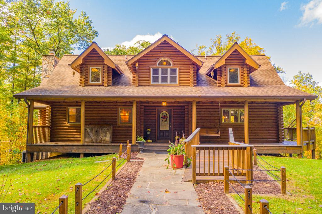 Single Family Homes 용 매매 에 Bentonville, 버지니아 22610 미국
