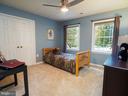 Front bedroom view - 7755 WALLER DR, MANASSAS