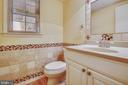 Half Bath - 1636 STOWE RD, RESTON