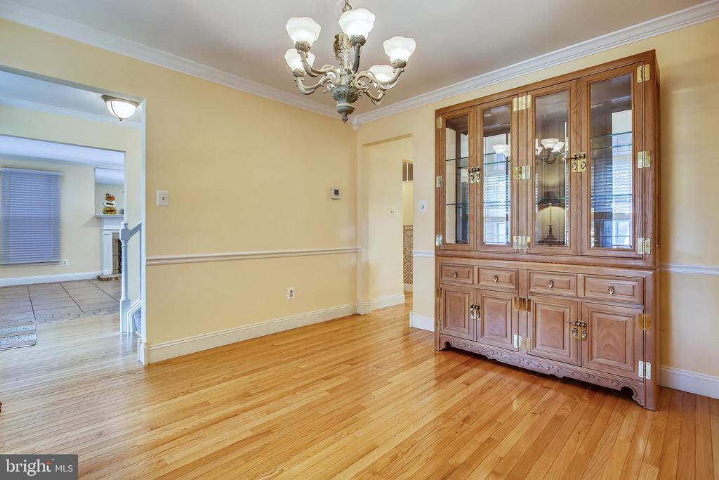 Dining Room - 1636 STOWE RD, RESTON