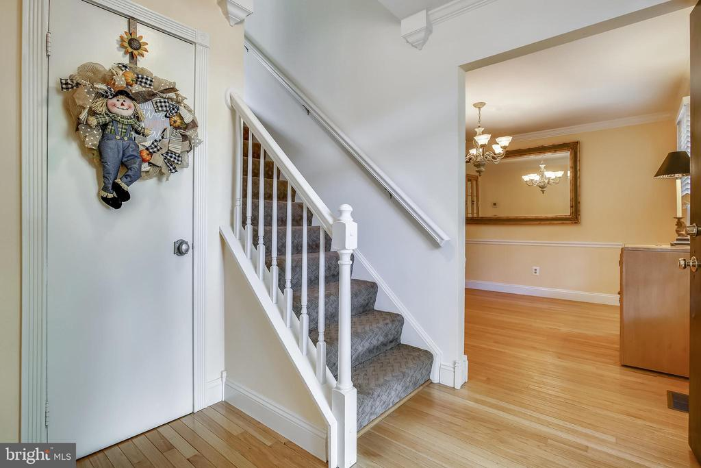 Foyer - 1636 STOWE RD, RESTON