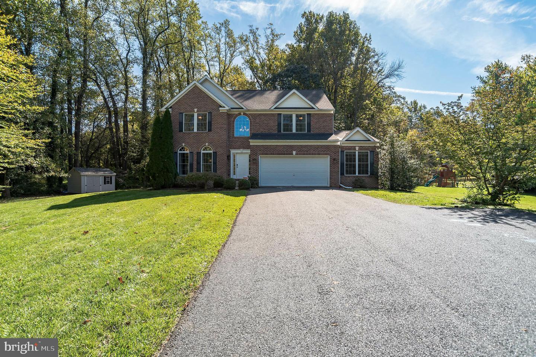 Single Family Homes 용 매매 에 Fallston, 메릴랜드 21047 미국