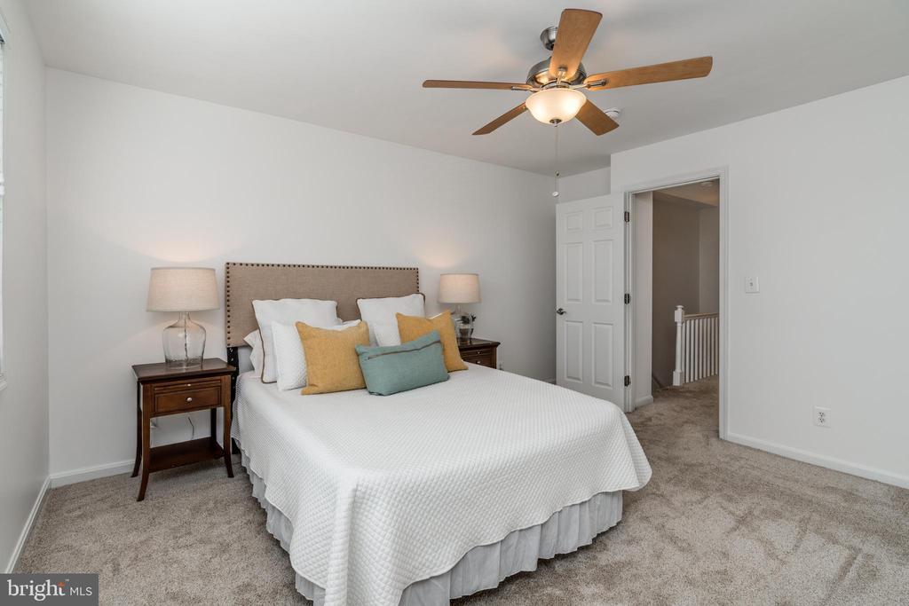 Bedroom one - 1401 N VAN DORN ST #C, ALEXANDRIA