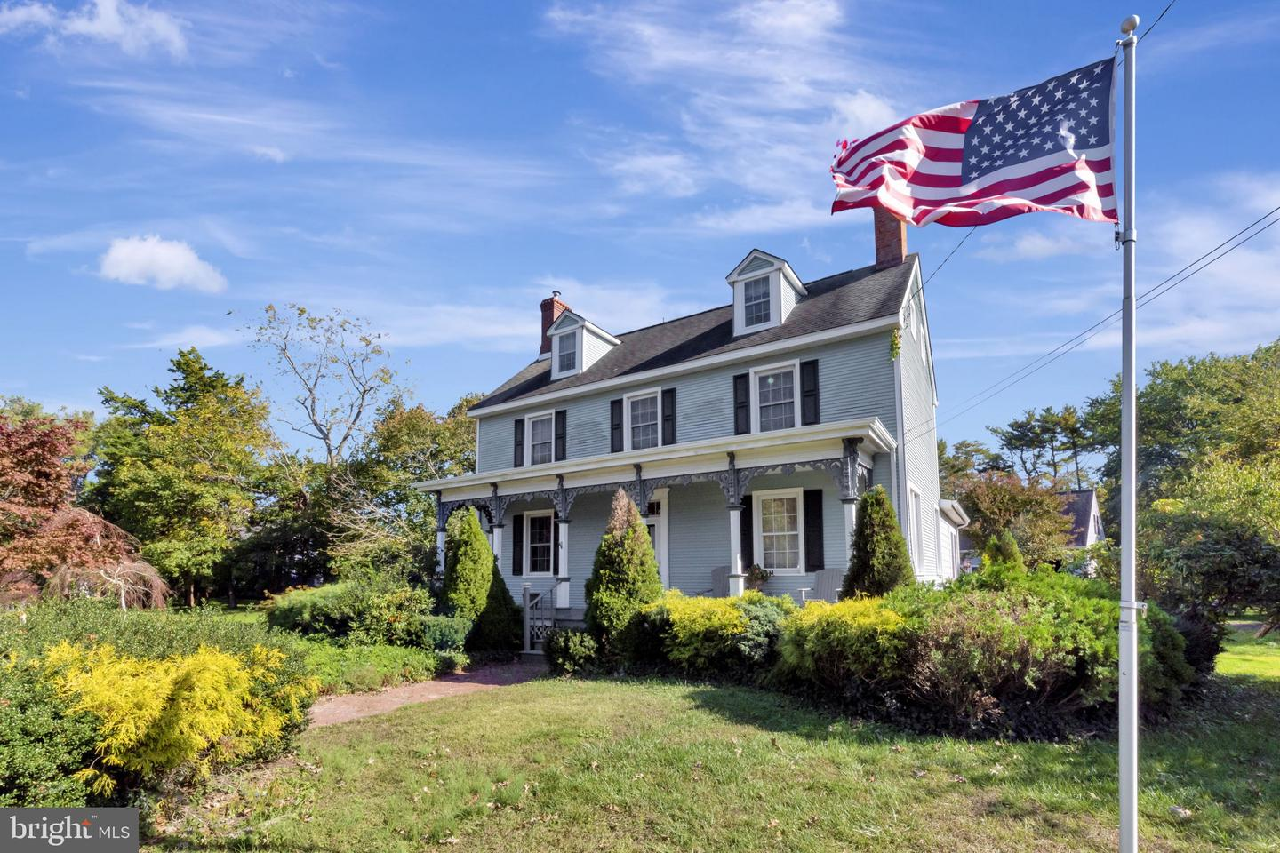 Single Family Homes for Sale at Cape May Court House, New Jersey 08210 United States