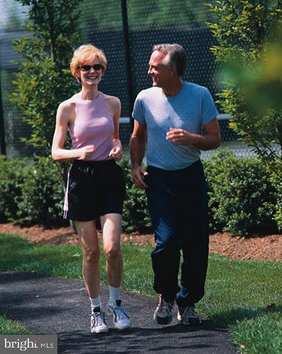Jogging/Walking Trails - 19658 OLYMPIC CLUB CT, ASHBURN