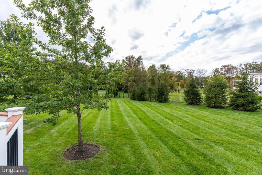 Fenced Backyard - 42917 VIA VENETO WAY, ASHBURN