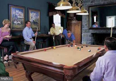 Billiards at the Club - 43218 BALTUSROL TER, ASHBURN
