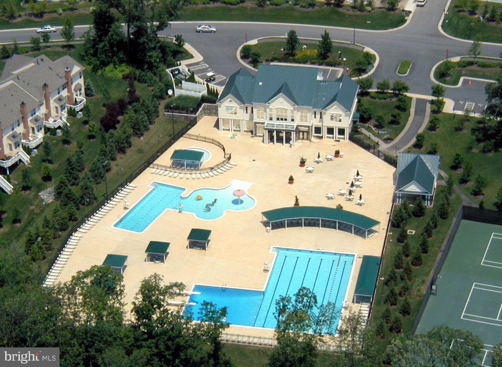 Community Pools - 43218 BALTUSROL TER, ASHBURN