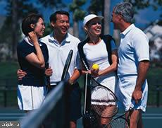Community Tennis Courts - 19998 PALMER CLASSIC PKWY, ASHBURN