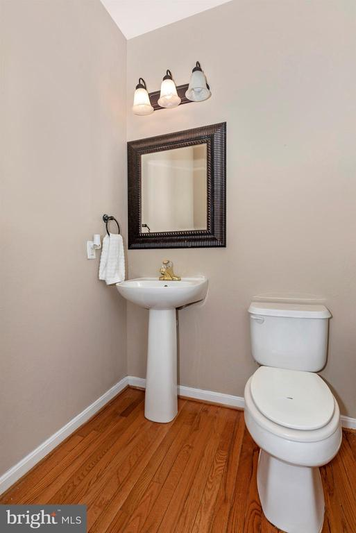 Main Level Powder Room - 1772 ALGONQUIN RD, FREDERICK