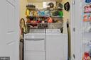 Laundry Area - 42453 ROCKROSE SQ, BRAMBLETON
