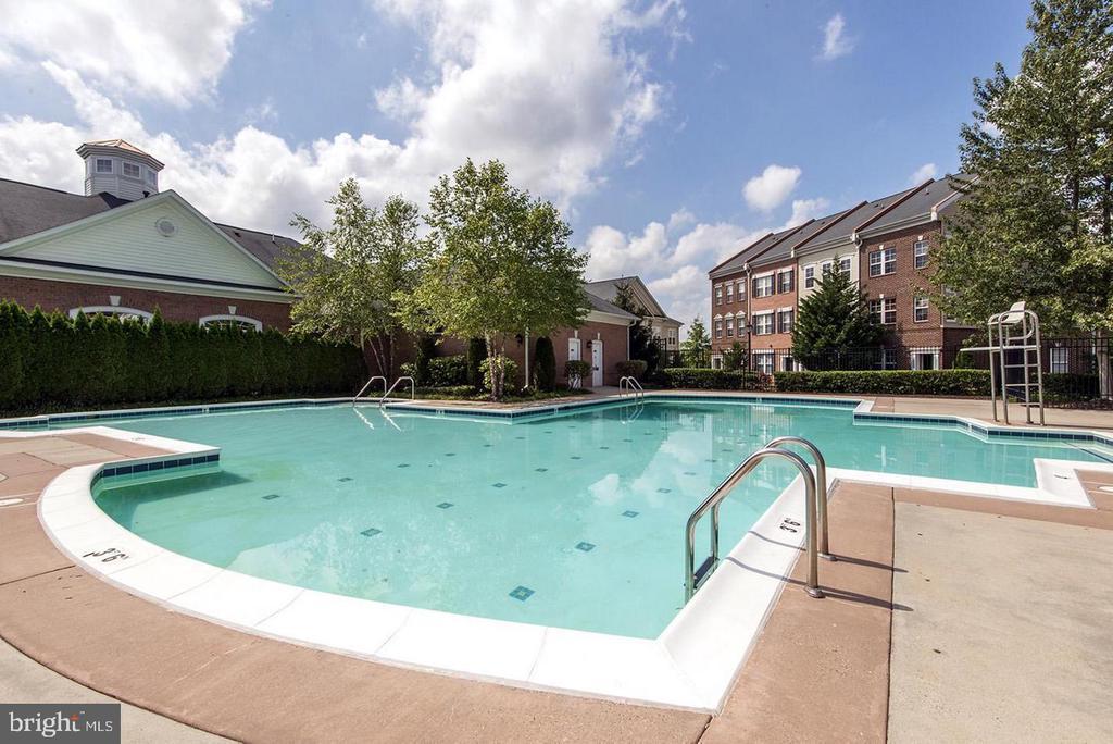 Summerfield Outdoor Pool - 42453 ROCKROSE SQ, BRAMBLETON
