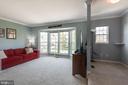 Living Room - 61 PIKE PL, STAFFORD