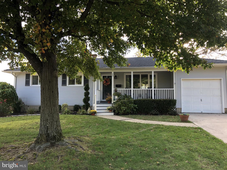 Single Family Homes voor Verkoop op Hamilton, New Jersey 08690 Verenigde Staten