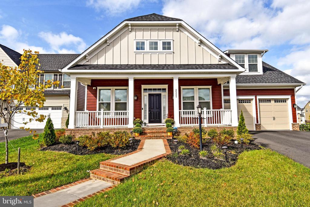 Beautiful Main Level Living Home - 2522 SWEET CLOVER CT, DUMFRIES