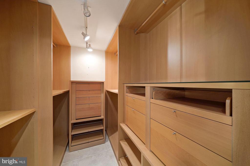 Walk-In Closet - 1401 N OAK ST #608, ARLINGTON
