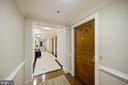 Main Level Entrance - 1401 N OAK ST #608, ARLINGTON