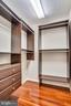 Owner's Closet - 20689 CARNWOOD CT, STERLING