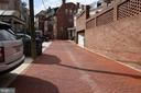 Rear Alley to R Street - 2211 MASSACHUSETTS AVE NW, WASHINGTON