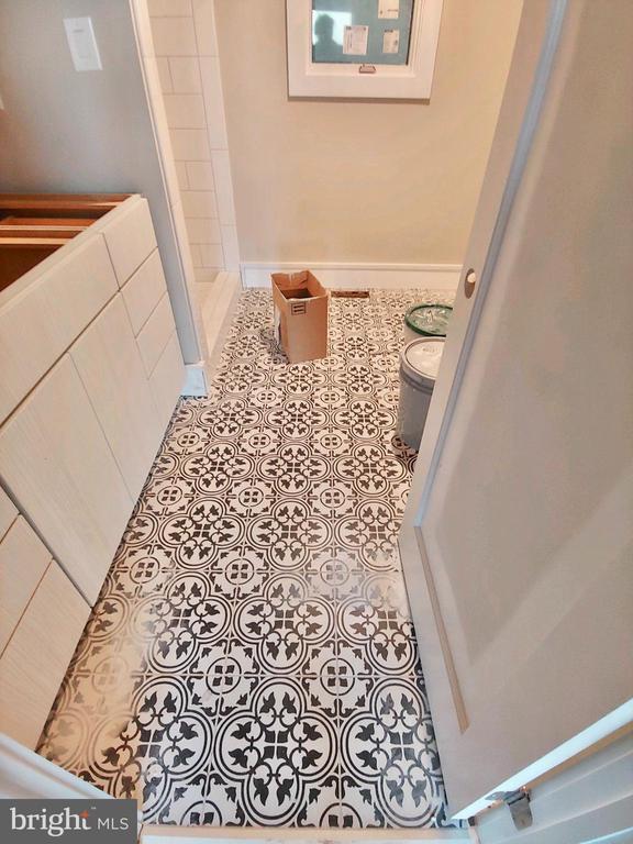 Main Level Full Bathroom - 2632 LYNN ALLEN RD, KING GEORGE