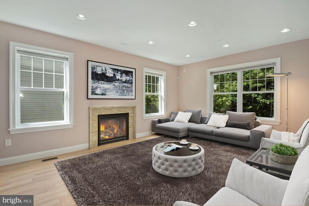 Family Room - 1903 KERMIT RD, SILVER SPRING